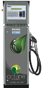 integrated fuel management system and dispenser