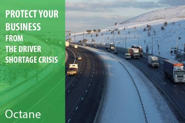 Protect Your Business from Driver Shortage