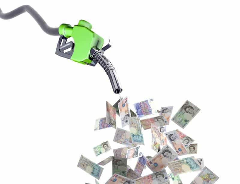 fuel management wasting money