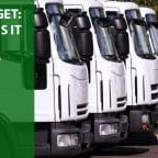 2016 Budget The Big News For Hauliers