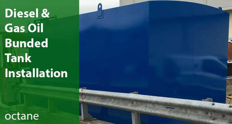 diesel gas oil bunded tank Leeds