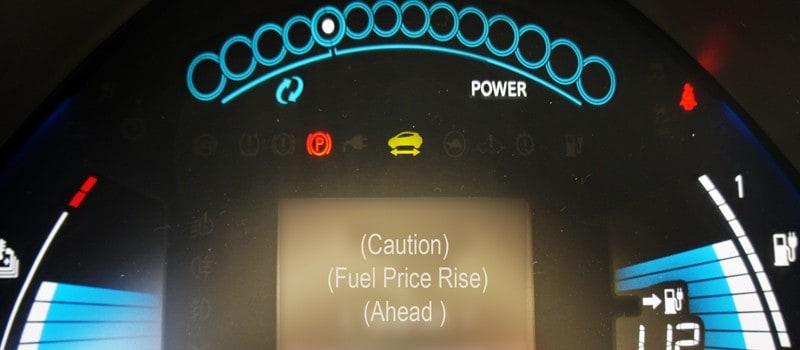 fuel management caution fuel price rise ahead 1