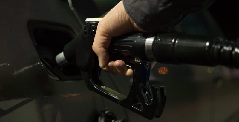 refuelling fleet vehicle