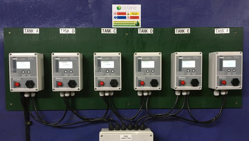 fuel storage tank gauges