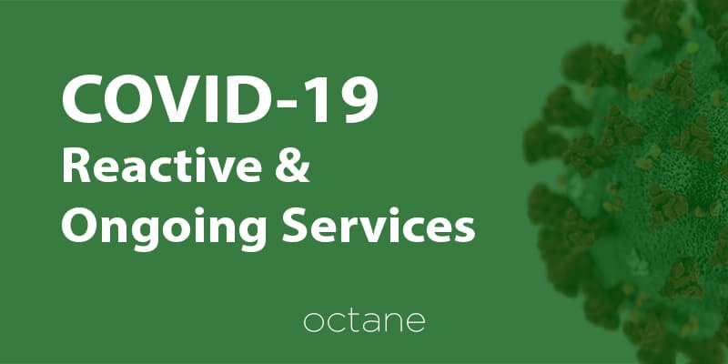 covid-19 ongoing services